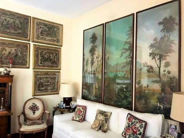 (Italiano) Appartamento in vendita Milano – Via Visconti di Modrone 8