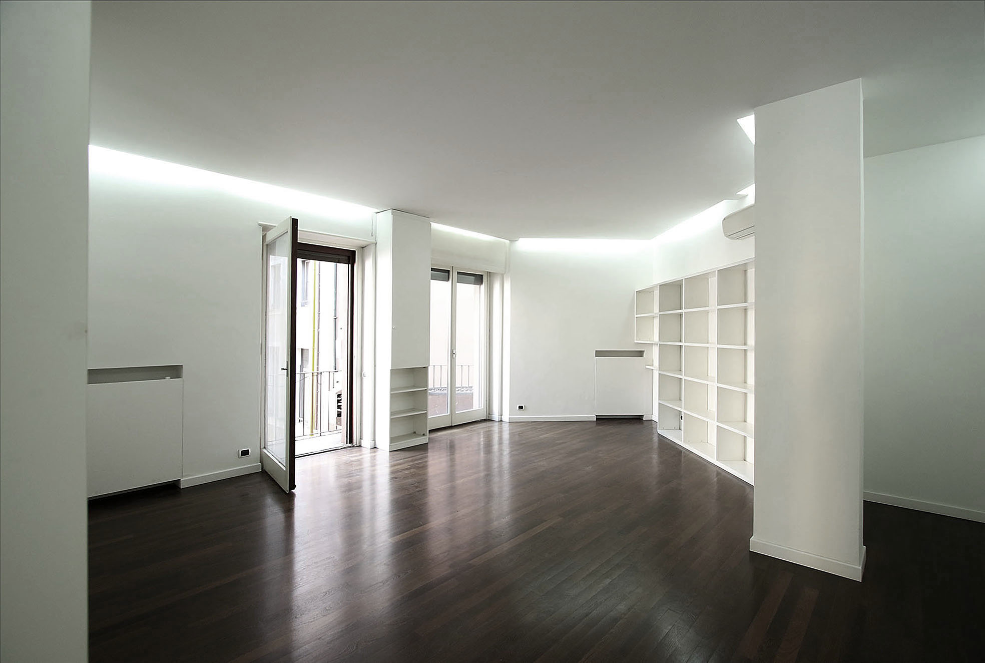 Bellissimo showroom, Milano