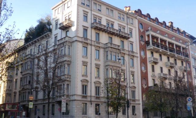 ufficio via G. Baretti 3 angolo viale Majno