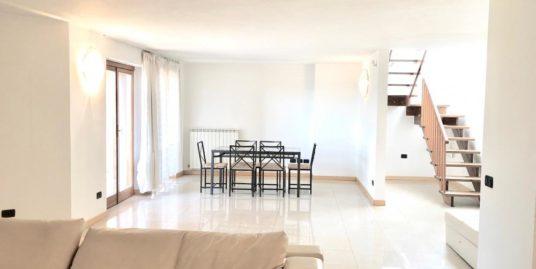 (Italiano) Stupendo appartamento all'ultimo piano con terrazzi, San Siro- Milano