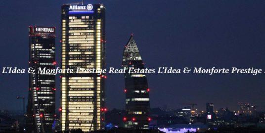 (Italiano) Milano a 360 gradi dal sedicesimo piano